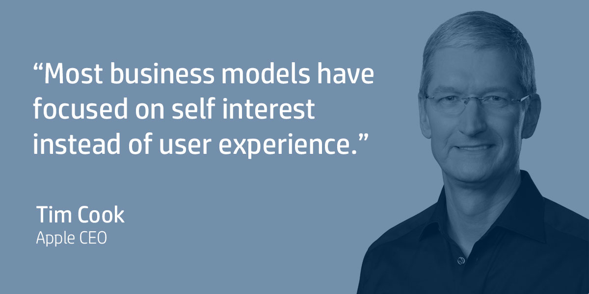 Why User Experience Comes First